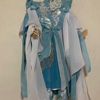 台灣 布袋戲木偶衣服