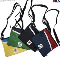 firasakosshu FILA HERITAGE WAIST BAG挎包/ FREEBOX