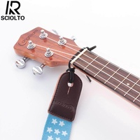 (Free Shipping for WM - Klang Valley,WM - Non Klang Valley,EM - Sabah)SCIOLTO SPORTS Cotton Part Accessories Ukulele Bass String Instruments Cclorful