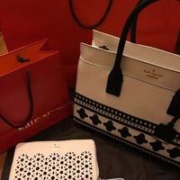 Kate Spade bag and wallet