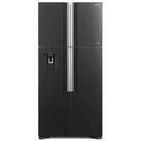 Hitachi R-W690P7MSX Big French 540L 4 Door Fridge + FOC : 1.0L Micom Rice Cooker