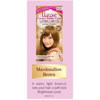 [Liese]Creamy Bubble Hair Color Marshmallow Brown