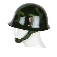 現貨80迷彩戰術頭盔軍迷戶外特種兵作訓鋼盔帽演習塑料安全帽80圓盔