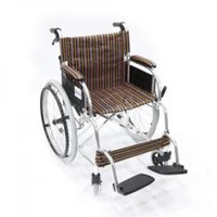 Wheelchair (Super Lightweight, Aluminium, AR0153, Per Unit 18""