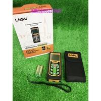 (含稅價)緯軒 LAISAI LS203 綠光型 80M 測距儀 附台坪功能