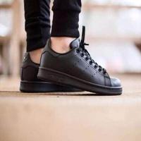 "Original Adidas Stan Smith \\\""Core Black\\\""-M20327"
