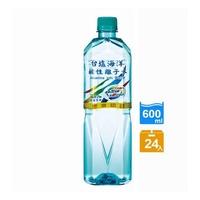 【台鹽】海洋鹼性離子水600ml(24入/箱)