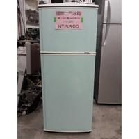 國際小雙門冰箱 二手家電 中古家電 二手冰箱 中古冰箱