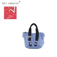 Japan mis zapatos Soft Girl Handbag Single Shoulder Messenger Bag Velvet Bag