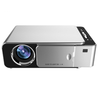 WZATCO T6 Android 9.0 Projector 2600 Lumens 1280x800P Support 1080P 4K Online Video Home Theater Projector