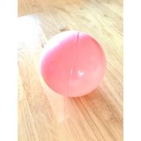 粉紅色扭蛋球