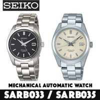 Seiko SARB033 / SARB035 Mechanical Automatic Mens Watch *Made in Japan* / Discontinued