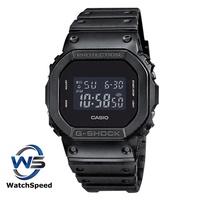 Casio G-Shock DW-5600BB-1D DW5600BB-1D Illuminator Black 200M Mens Watch