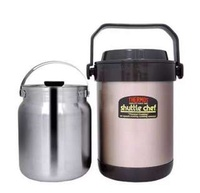 Thermos thermal cooker shuttle Chef 1.5l insulated food jar with cooking pot