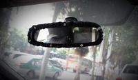 ✿生活館✿DAD水後視鏡套鑽 鑲鑽女性汽車用品裝飾車飾汽車內飾品後視鏡套