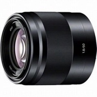 SONY E 50mm F1.8 OSS SEL50F18 -B (Black) for Sony E-mount Nex cameras - Interna