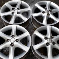 豐田汽車 Toyota altis corolla 4孔100 四孔100 15吋原廠鋁圈