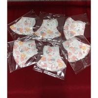 摩戴舒-台灣 現貨 迪士尼C型兒童口罩(單片裝*10包/盒)-4-6歲貝拉小美人魚長髮公主 #百富生活館