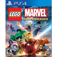 PS4 : LEGO Marvel Super Heroes [US]