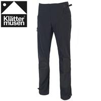Klattermusen 攀山鼠 防潑抗風快乾長褲/登山褲/排汗褲 Misty 女款 KM15501W 黑