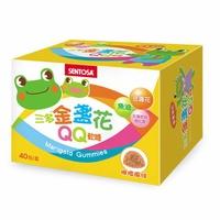 專品藥局 三多金盞花QQ軟糖 40包盒裝【2011732】