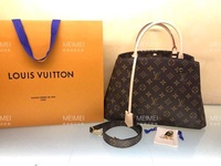 30年老店 預購 Louis Vuitton MONTAIGNE MM M41056 lv