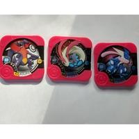Pokemon tretta - Milotic Greninja Garchomp