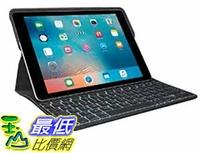 [美國直購] Logitech 920-007824 12.9 吋 羅技鍵盤  Logitech Create – Backlit Keyboard Case with Smart Connector – Exclusively for 12.9-Inch Apple iPad Pro
