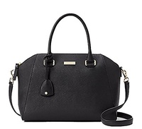Kate Spade Tilden Place Pippa Satchel Bag (Black)