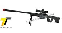 ปืนอัดลมพลาสติก สไนเปอร์ 321 ยาว 93 เซนติเมตร ยิงกระสุนได้ 3 ชนิด