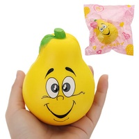 Pear Squishy 15CM Slow Rising With Packaging Collection Gift Soft Toy