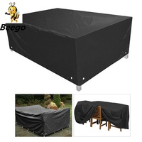 Outdoor Waterproof Dustproof Snow Furniture Cover Case Tarpaulin Garden Patio Coffee Table Chair Wat
