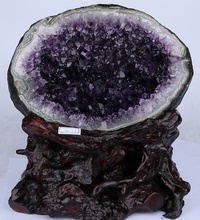Top quality Natural Uruguay amethyst cave/ 1 pcs only