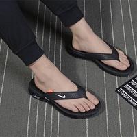 現貨  Nike拖鞋 新款全掌氣墊夾腳拖鞋 緩震 防水 防滑 運動拖鞋