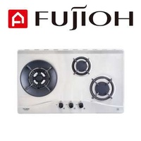 FUJIOH FH-GS5035 SVSS 3 BURNER STAINLESS STEEL HOB