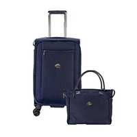 DELSEY Paris Delsey Luggage Montmartre 2 Piece Tote and 21 Inch Suitcase