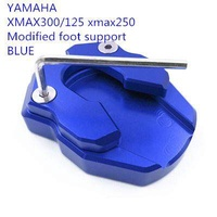 XMAX300/125 xmax250 modified foot support enlarged seat side support foot pad accessories
