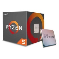 RYZEN 5 2600 with Wraith Stealth Cooler