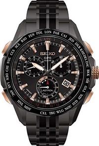 (Seiko) Seiko Mens ASTRON GPS Limited Edition Solar Chronograph, SSE019-