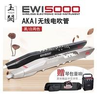 <樂器一站式>>雅佳 AKAI EWI5000 電吹管電薩克斯自學演奏級管樂電長笛全新現貨