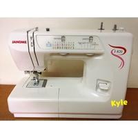 車樂美 Janome 縫紉機 J820(贈送梭子盒及梭子)