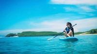 【澎湖水上活動】SUP 立式單槳衝浪板體驗
