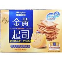 ☆陽光寶貝窩☆ COSTCO 好市多代購 健司 健康時刻 金黃起司餅乾 45包/盒 *特價*