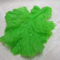 【樂提小舖】03050 仿真生菜 5入 仿真生菜 人造生菜 假生菜 裝飾生菜 生菜模型 裝飾美生菜 美生菜 蔬菜葉模型