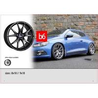 品牌圈~BOLA B6 18吋5/108鋁圈(價格標示88非實際售價,詳細價格請洽詢 優惠中)