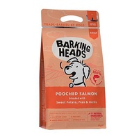 Barking Heads Pooched Salmon Dog Dry Food (2 Sizes)