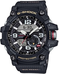 (Casio) CASIO G-SHOCK MASTER OF G MUDMASTER GG-1000-1AJF MENS JAPAN IMPORT-GG-1000-1AJF