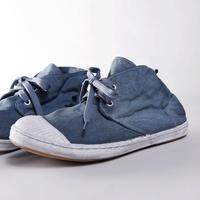 Southgate南登機口 KARABOOT洗染系列 礦石藍 帆布鞋 休閒鞋