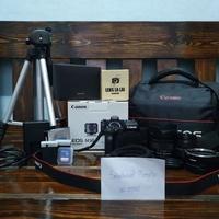 Canon eos m50 กล้อง mirrorless