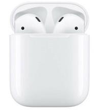 ↘滿3000點數加碼回饋10%___【Apple原廠盒裝】AirPods 2代藍芽耳機 (搭配有線充電盒) 2019新版 台灣公司貨⧓好買網
